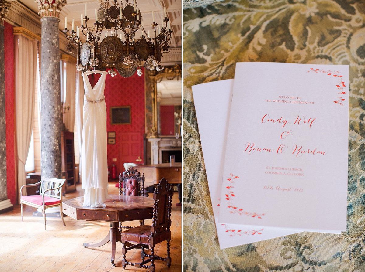 Bantry House Wedding Magda Lukas Cork Photographer03