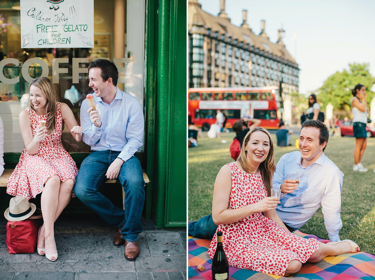 Engagement Photos in London by Magda Lukas 08