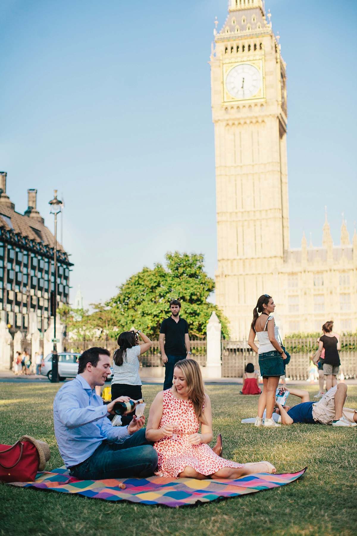 Engagement Photos in London by Magda Lukas 09