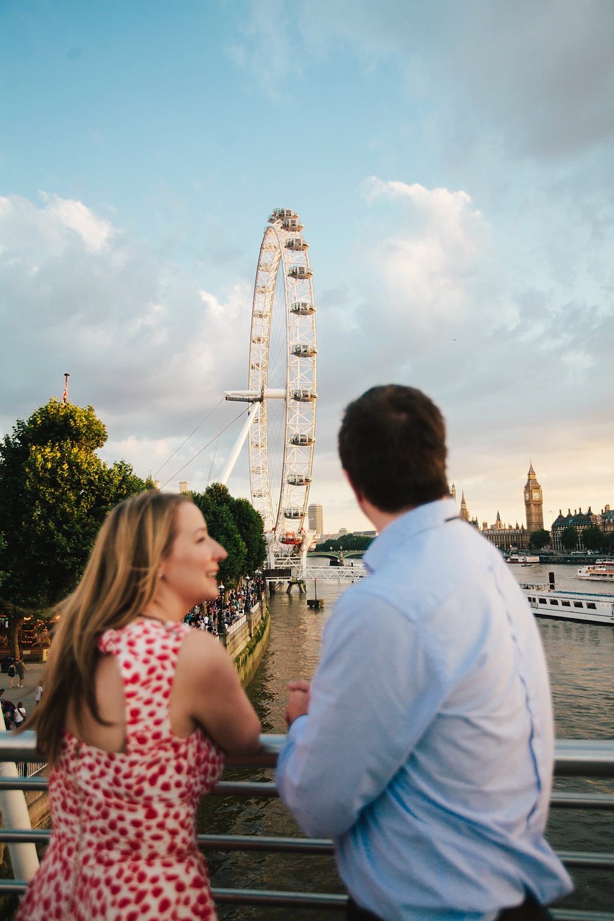 Engagement photos in London by Magda Lukas 14
