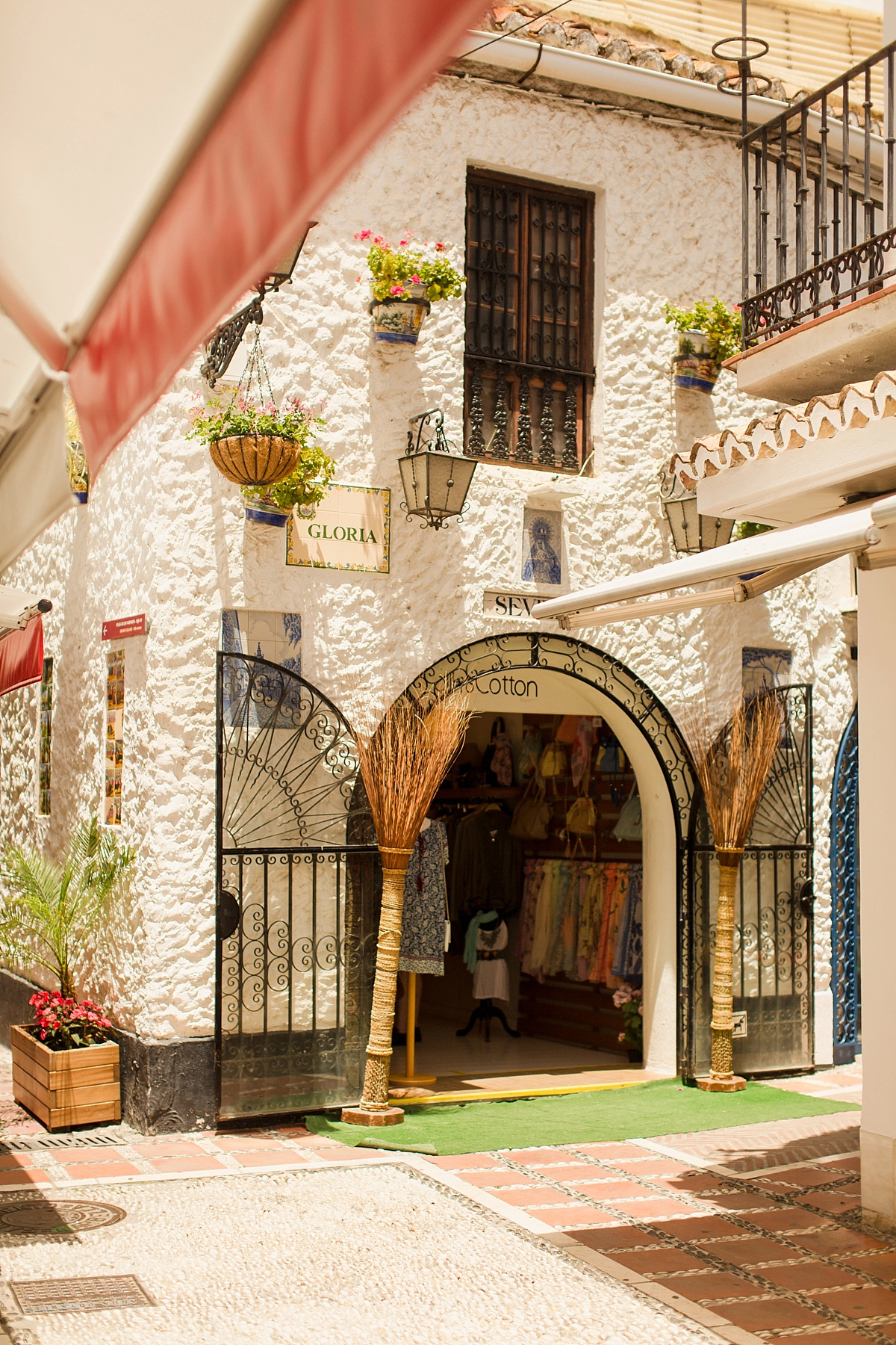 Marbella Old Town by Magda Lukas 01