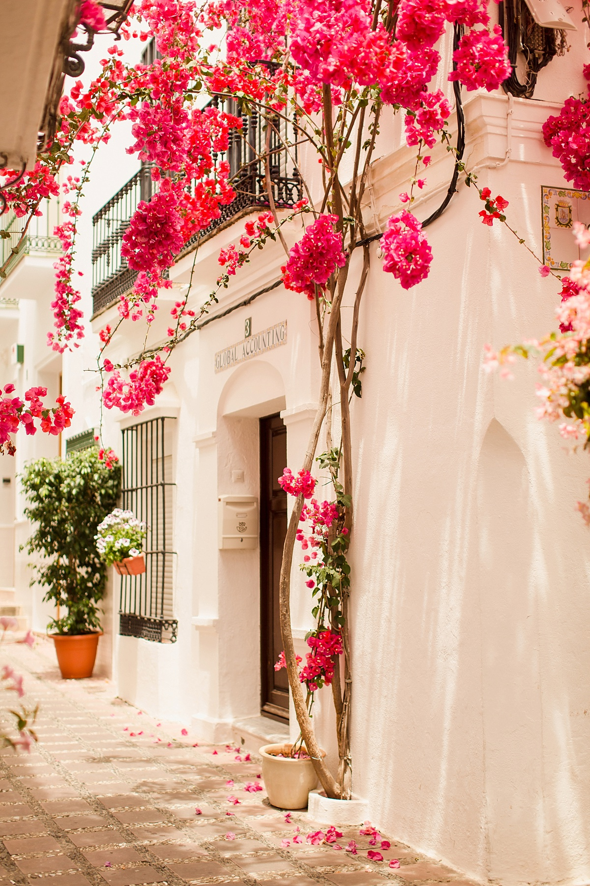 Marbella Old Town by Magda Lukas 08