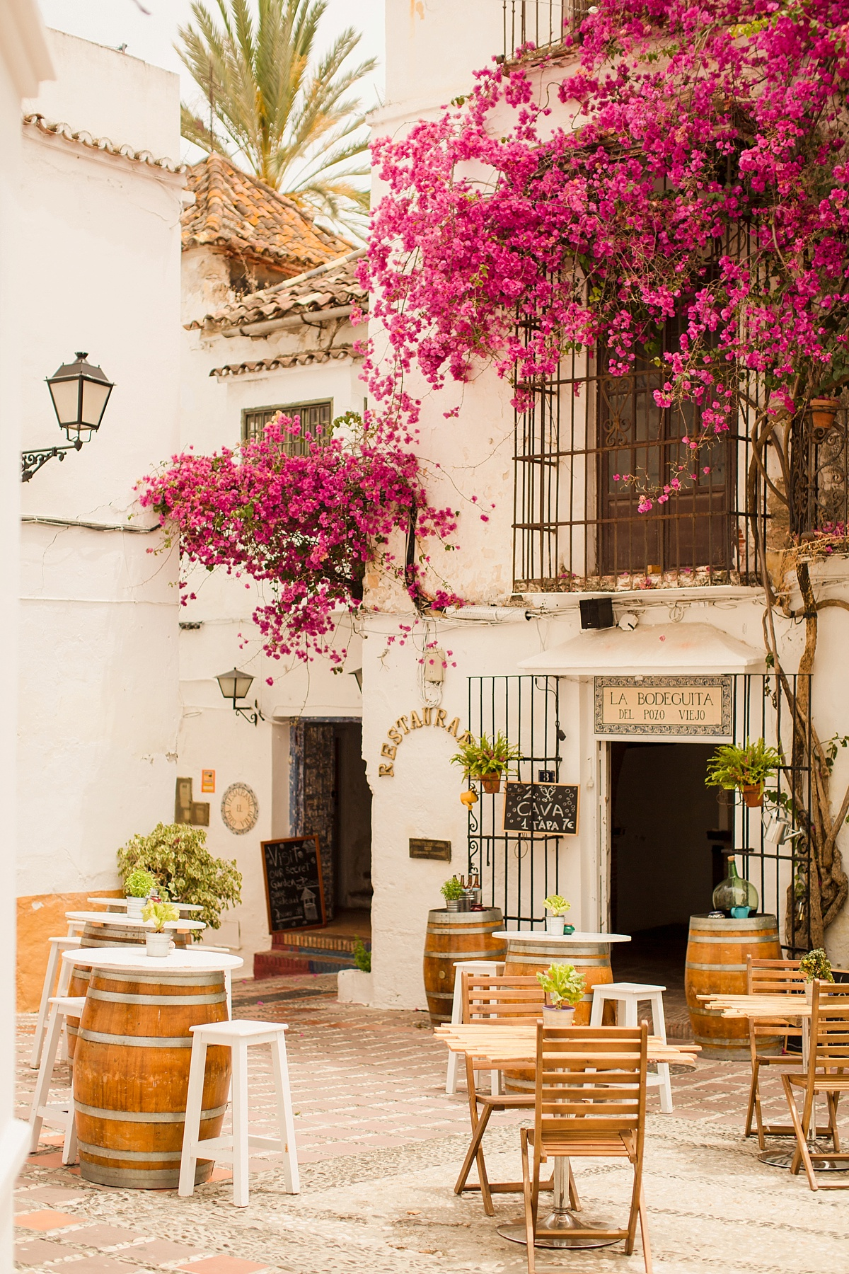 Marbella Old Town by Magda Lukas 10