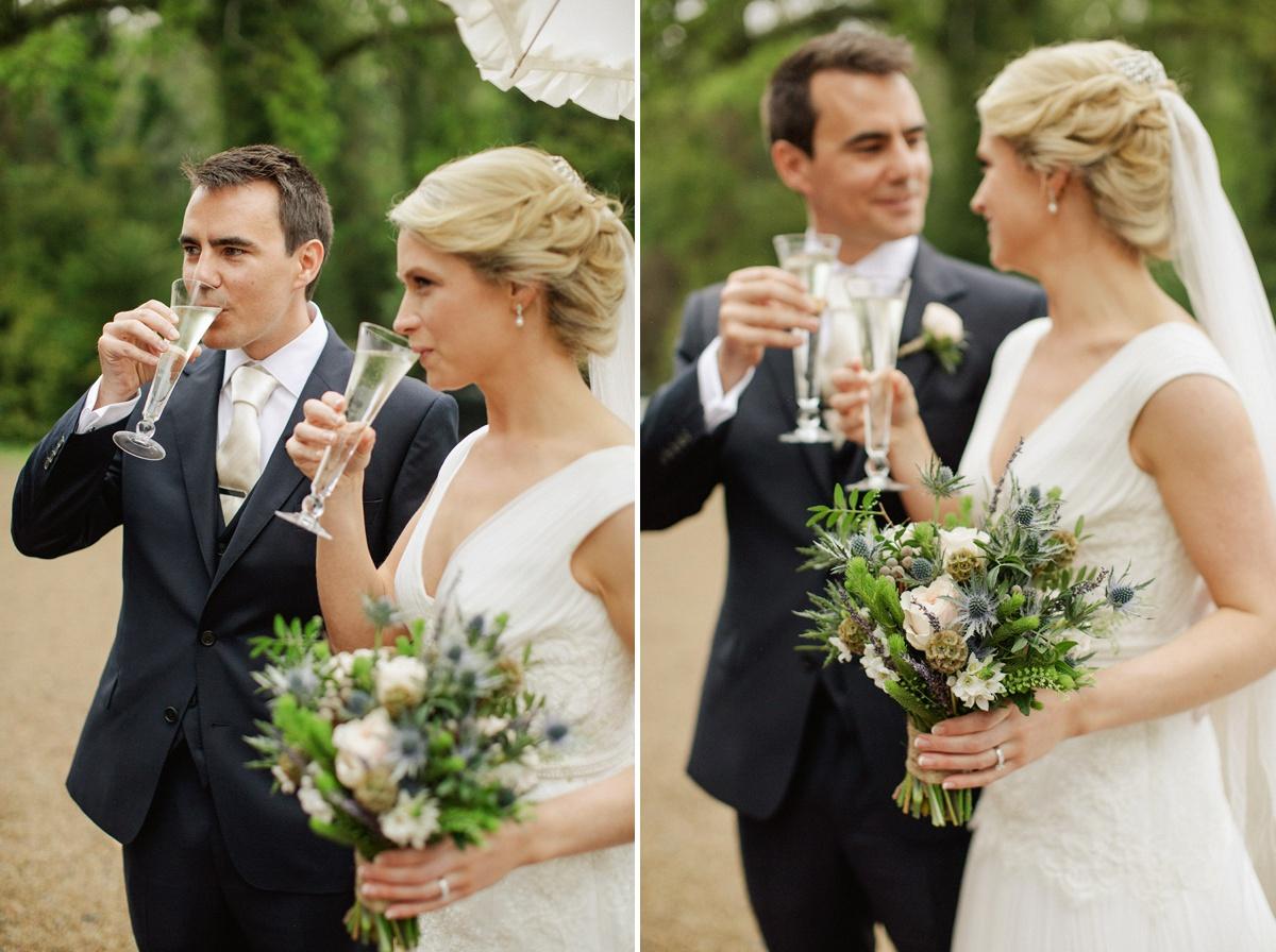 Beautiful Wedding in Dromquinna Manor 02