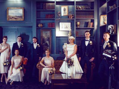 A stroll down along Patrick Street: Orlaith & Mike's Cork City Wedding