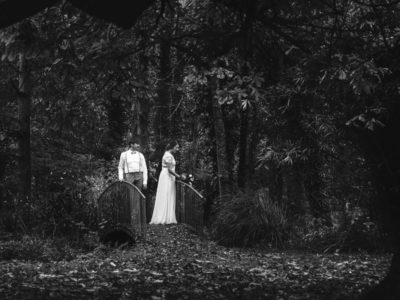 Intimate Elopement in Ballymaloe House