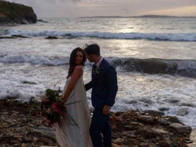 Beautiful Photography session in Kinsale. From New York to Cork